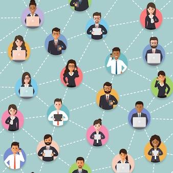 Połączeni ludzie