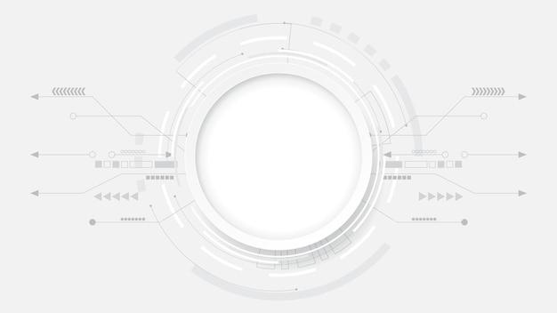 Połączenie abstrakcyjne linie i kropki. sferyczna technologia cyfrowego połączenia danych i koncepcja danych.