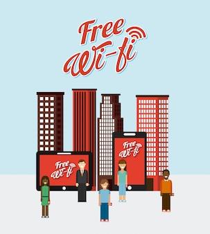 Połączenie wifi