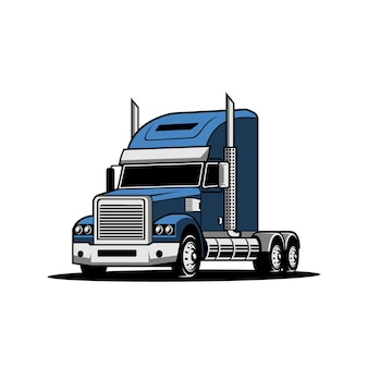 Półciężarówka