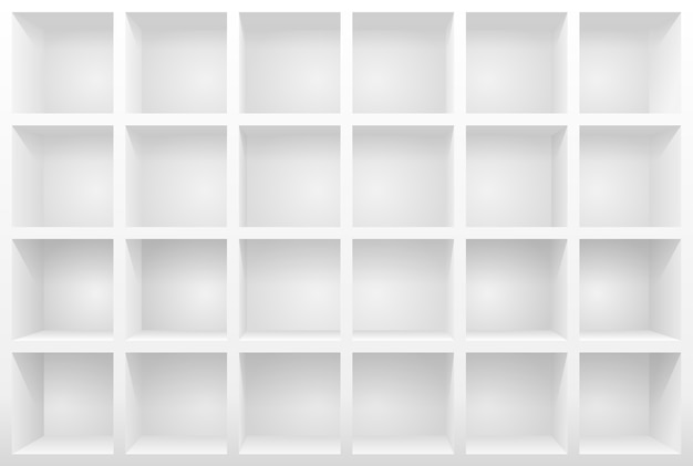 Półki i szuflady