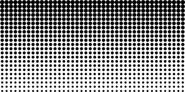 Półtony abstrakcyjne kropki wzór tła