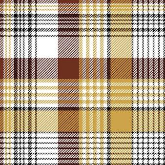 Pomarańczowego brown tkaniny tekstury tła bezszwowy wzór