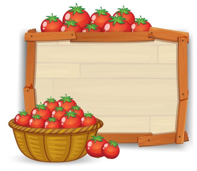 Pomidor na desce