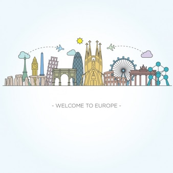 Pomniki europejskie