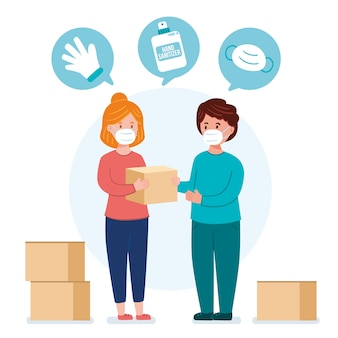Pomoc humanitarna i darowizny