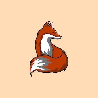 Pomysły na logo wektorów fox