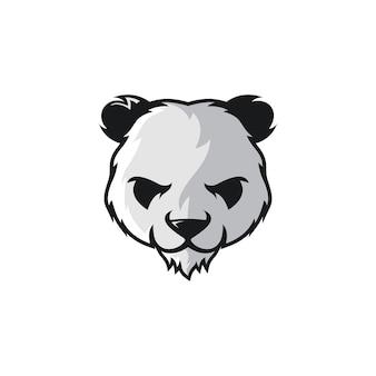 Pomysły wektorowe panda
