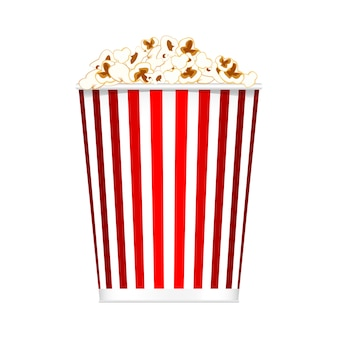 Popcorn wiadro
