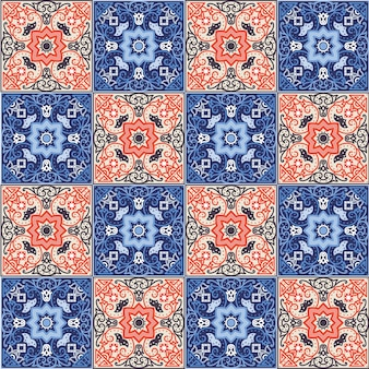 Portugalskie płytki azulejo