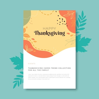 Post na blogu na święto dziękczynienia