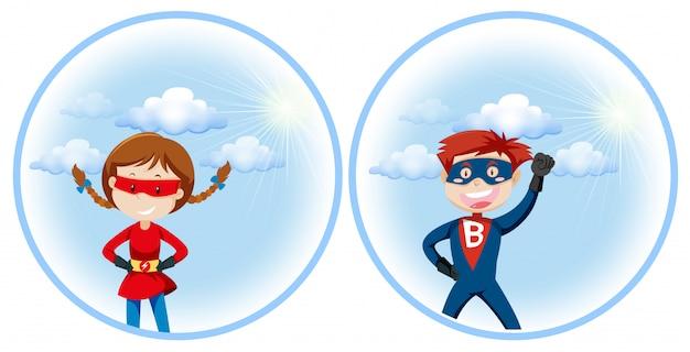 Postać superbohatera