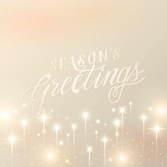 Powitanie sezonu na złotym tle