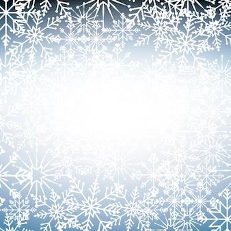 Powitanie zimy projekt, wektorowa ilustraci eps10 grafika
