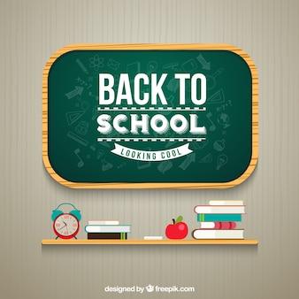 Powrót do elementami szkolnych