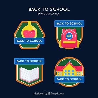 Powrót do kolekcji etykiet szkolnych