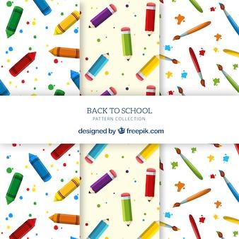 Powrót do kolekcji wzorców szkolnych