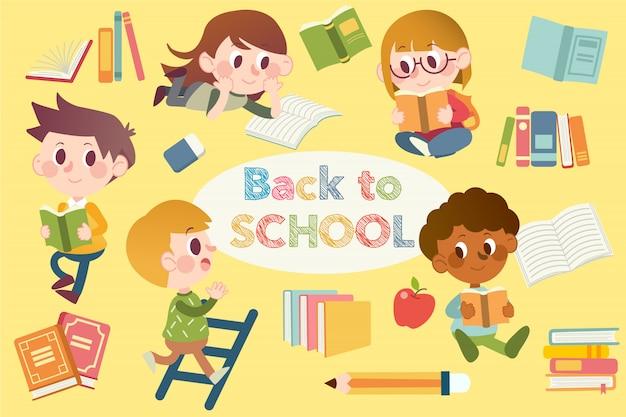 Powrót do pakietu elementów szkolnych