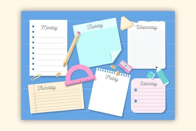 Powrót do planu lekcji