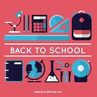 Powrót do przedmiotów szkolnych