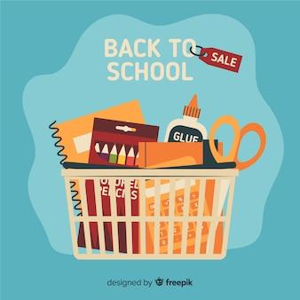 Powrót do sprzedaży szkolnej