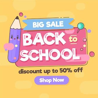 Powrót do sprzedaży w szkole