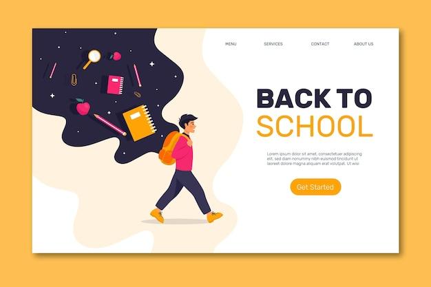 Powrót do strony docelowej szkoły