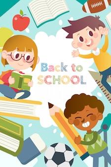 Powrót do szablonów graficznych plakatów szkolnych