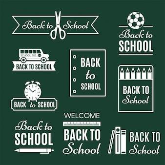 Powrót do szkolnych logo i emblematów