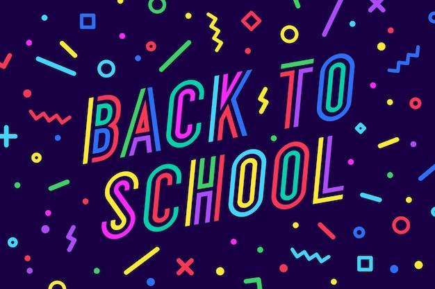 Powrót do szkoły banner