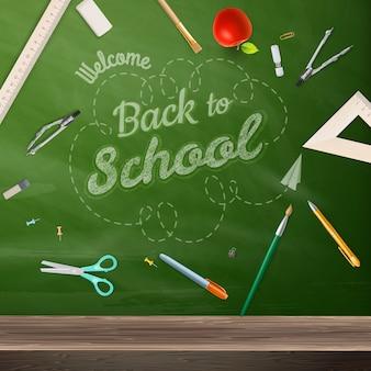 Powrót do szkoły - edukacja tablicowa