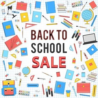 Powrót do szkoły sprzedaży