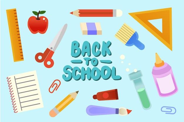 Powrót do szkoły z elementami
