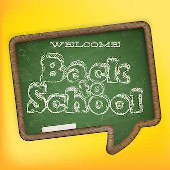 Powrót do szkoły.