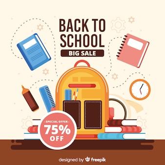 Powrót do tła sprzedaży szkoły