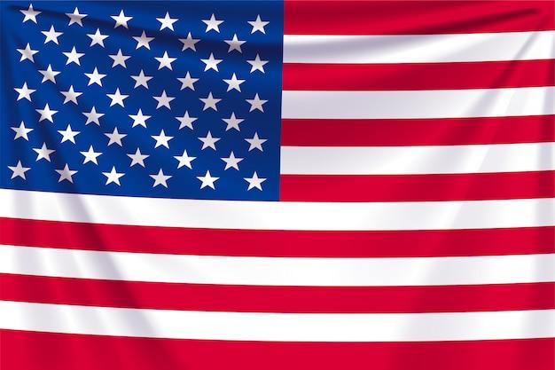 Powrót flaga usa