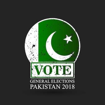 Powszechny wybory w pakistanie 2018