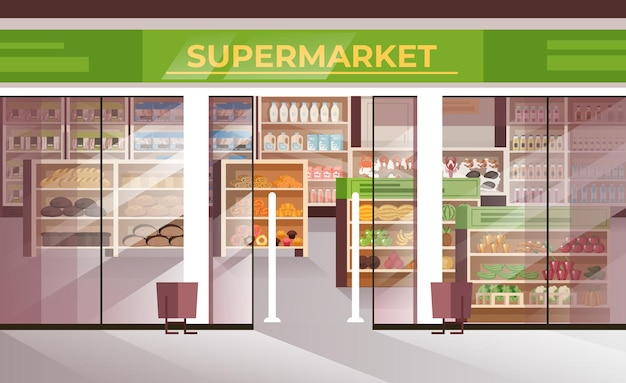 Poza koncepcją supermarketu spożywczego