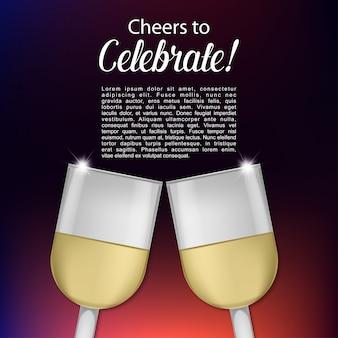 Pozdrawiamy, aby świętować