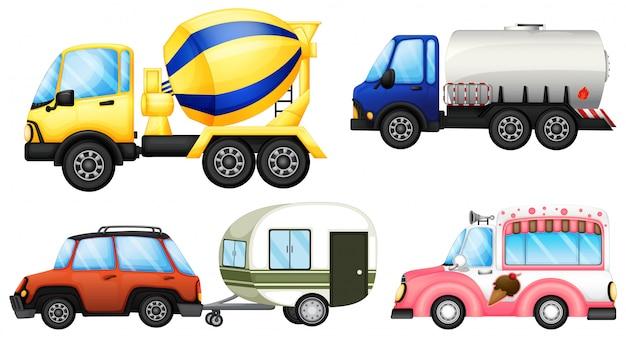 Pożyteczne pojazdy