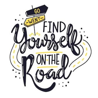 Pozytywny cytat o podróżowaniu