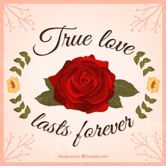 Prawdziwa miłość karty