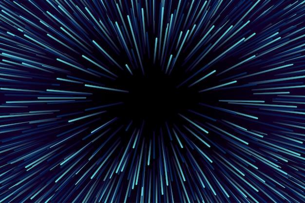 Prędkość jasnoniebieskiego tła