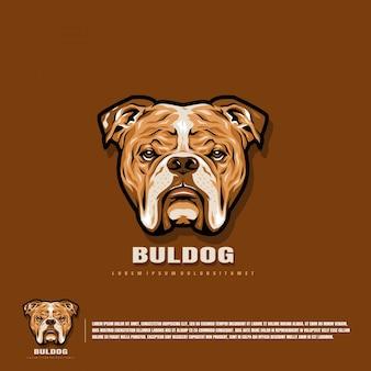 Premia za ilustrację buldog head