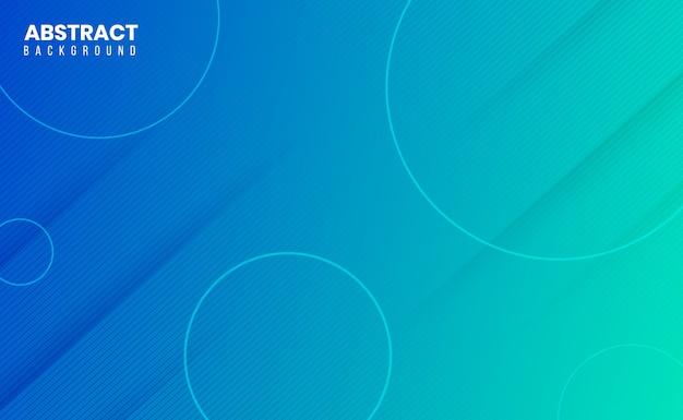 Premium nowoczesne czyste abstrakcyjne tło dla banerów i stron internetowych