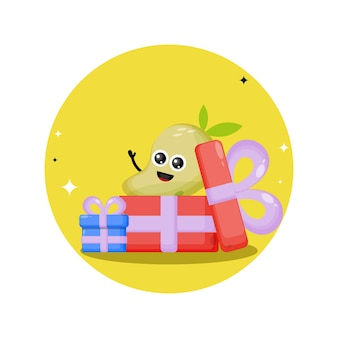 Prezent urodzinowy mango urocza maskotka postaci