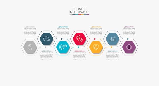 Prezentacja biznesowa plansza szablon