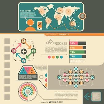 Prezentacja zabytkowe elementy infografika