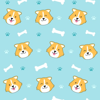Printdog animal pattern