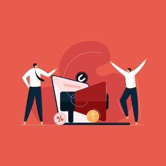 Pro casting i marketing bazy danych influencerów przedstawiciel handlowy marketingu b2b spersonalizowana sprzedaż i kampania cyfrowa